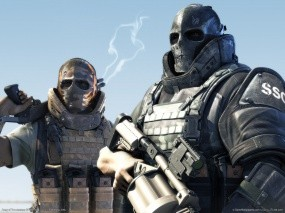 Обои Army of Two: Army of Two, Другие игры