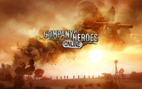 Обои Company of Heroes: Дым, Солдаты, Взвод, Company of Heroes, Другие игры