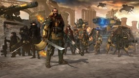 Обои Warhammer 40000: Солдаты, Warhammer, Гвардия, Другие игры