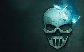 Обои Chost Recon: Череп, Ghost Recon, Другие игры