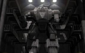 Обои Front Mission: Мех, Робот, Front Mission, Другие игры