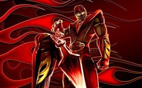 Обои Скорпион: Ниндзя, Боец, Мортал Комбат, Mortal Kombat
