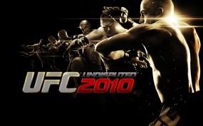 Обои UFC 2010: Бойцы, UFC 2010, Бои без правил, Другие игры