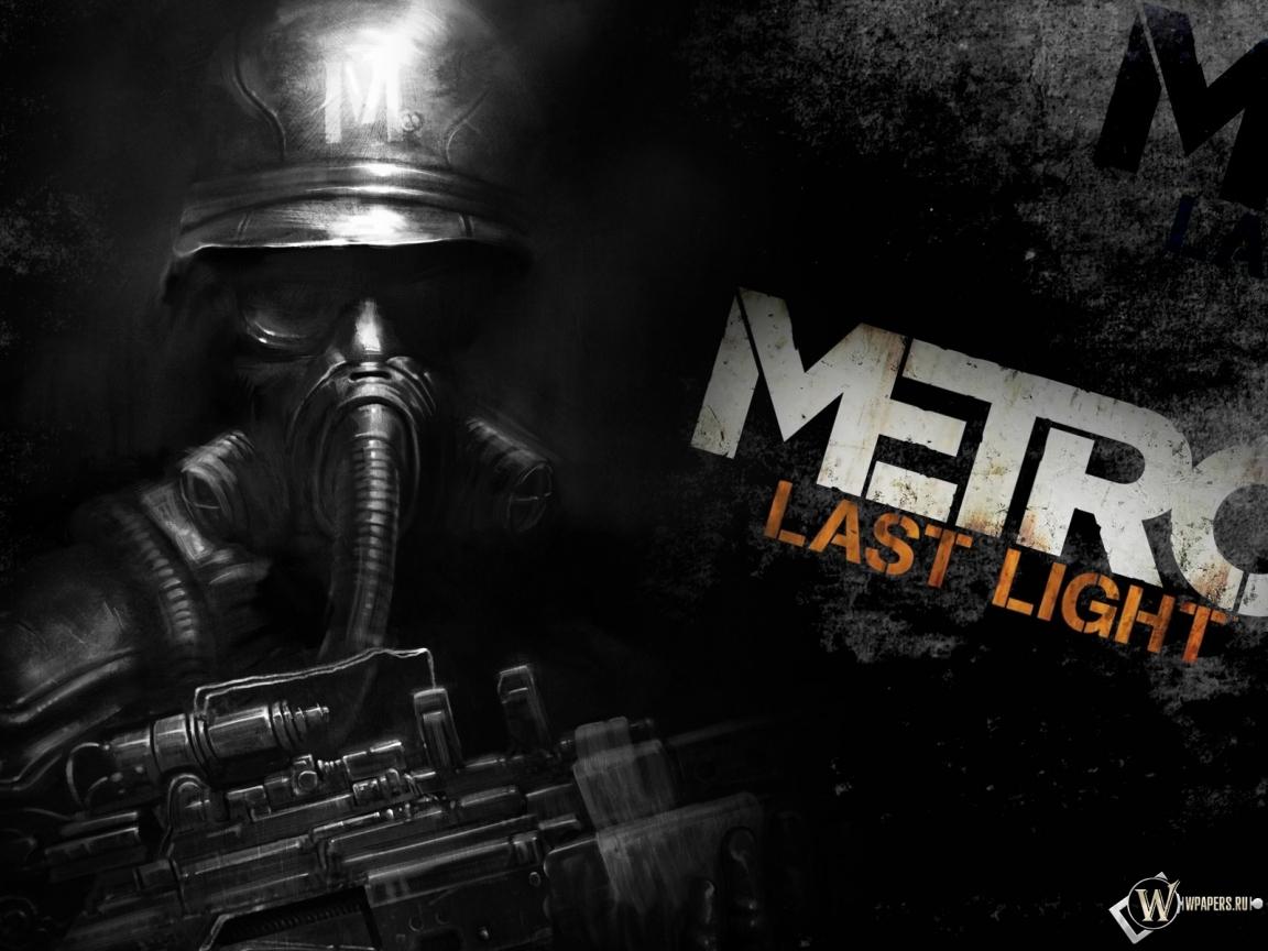 Metro 2033: Last Light 1152x864