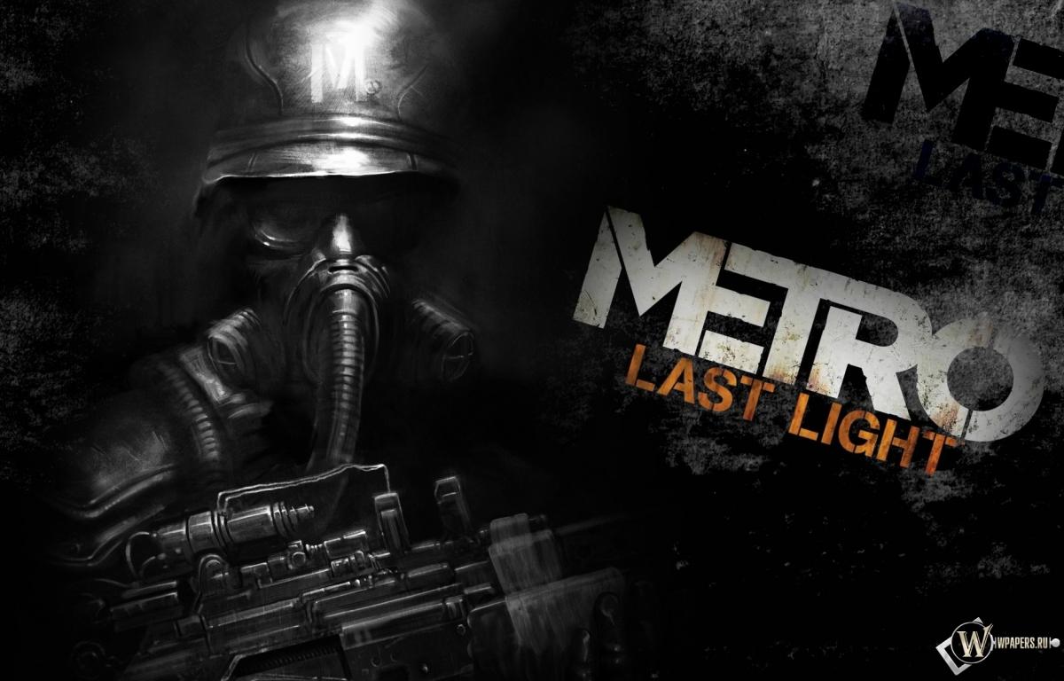 Metro 2033: Last Light 1200x768