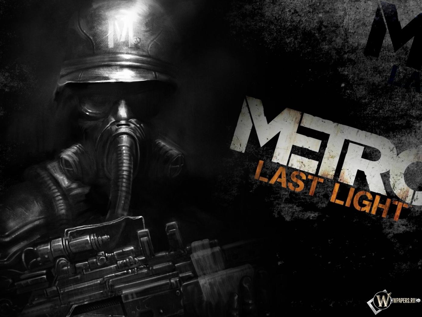 Metro 2033: Last Light 1400x1050