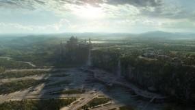Обои Набу - Star Wars Online: Планета, Панорама, Игра, Star Wars Online, Другие игры