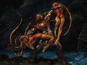 Обои Beowulf: Beowulf, Беофульф, Монстры, Другие игры