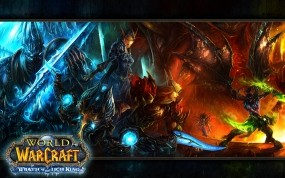 Обои World of warcraft: Герои, World of Warcraft, WOW, Игры