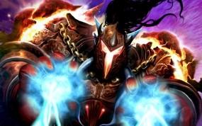Обои Воин чародей: Воин, Чародей, Ярость, Другие игры