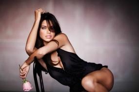 Обои Adriana Lima: Девушка, Красавица, Adriana Lima, Девушки