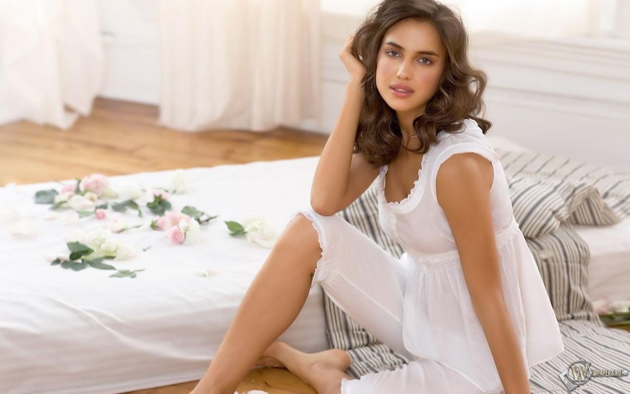Irina Sheik 1280x800