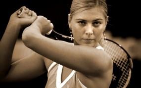 Обои Мария Шарапова: Спорт, Мария Шарапова, Теннисистка, Девушки