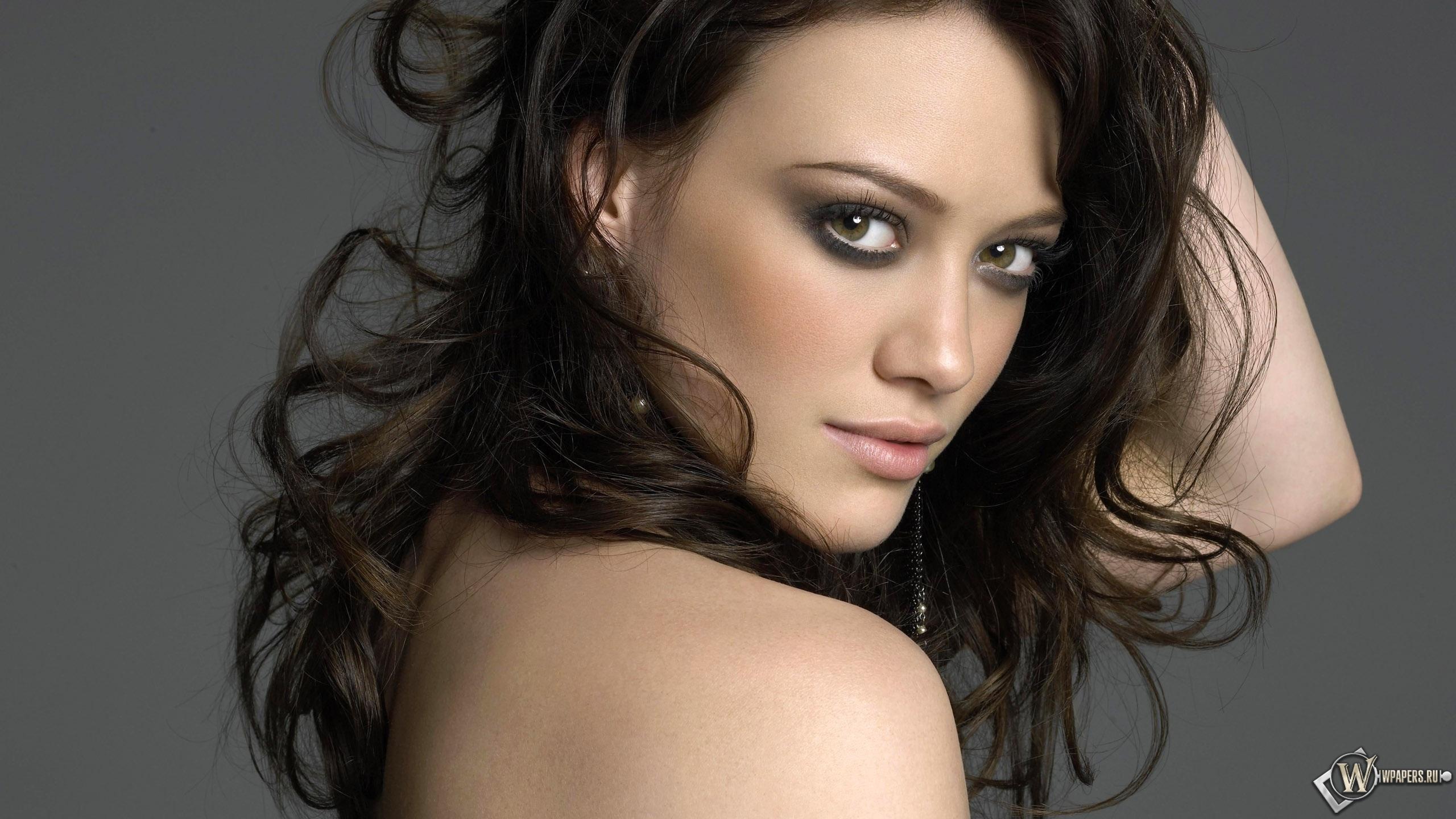 Hilary Duff 2560x1440