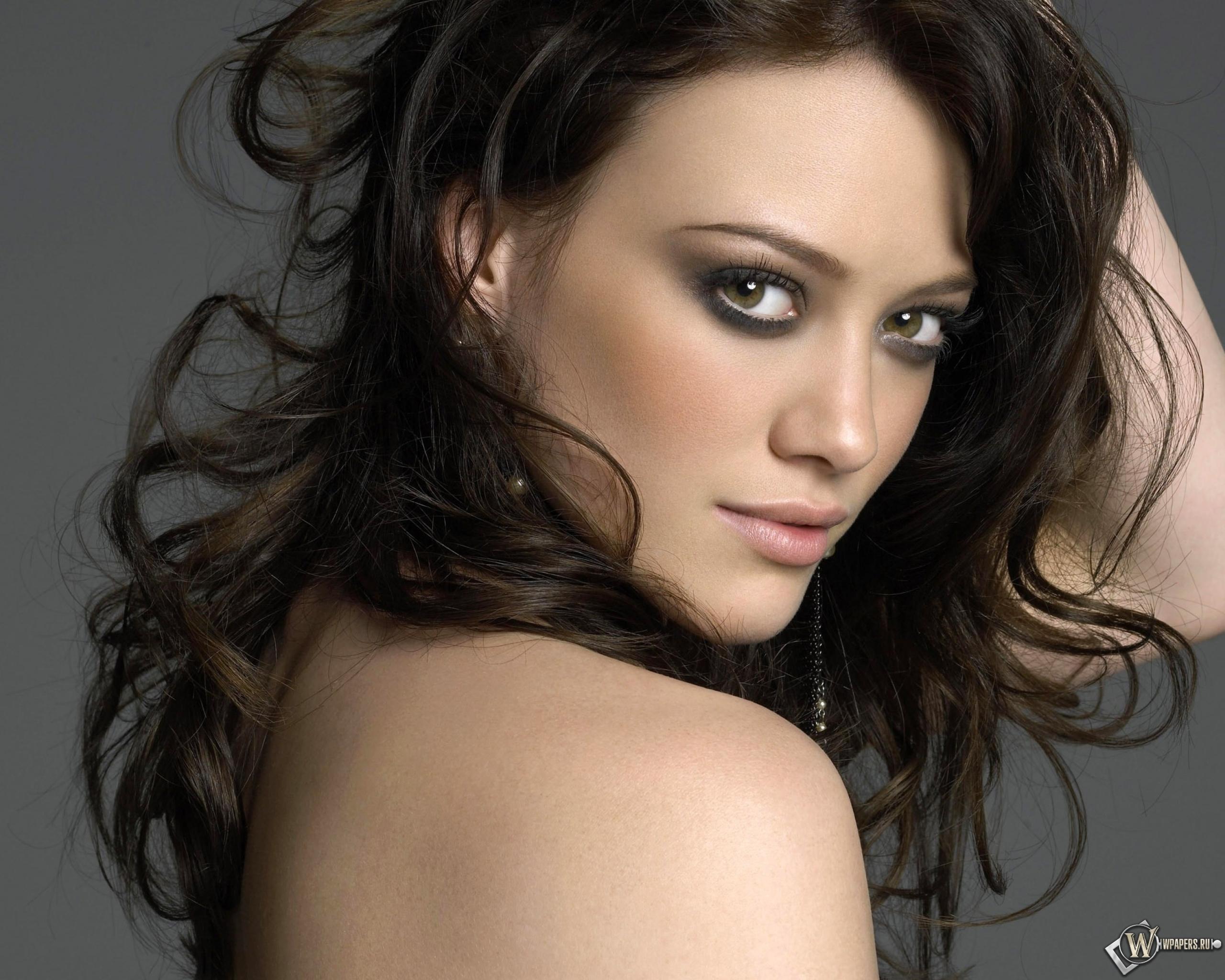 Hilary Duff 2560x2048