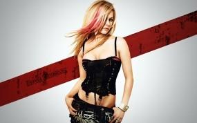 Обои Avril Lavigne: Девушка, Музыка, Avril Lavigne, Аврил Лавин, Девушки