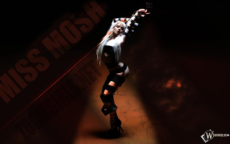 Miss Mosh 1440x900