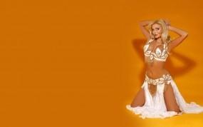 Обои Татьяна Котова: Девушка, Блондинка, Девушки