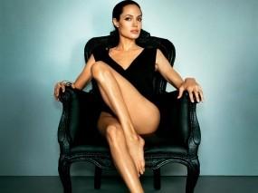 Обои Анджелина Джоли: Девушка, Актриса, Angelina Jolie