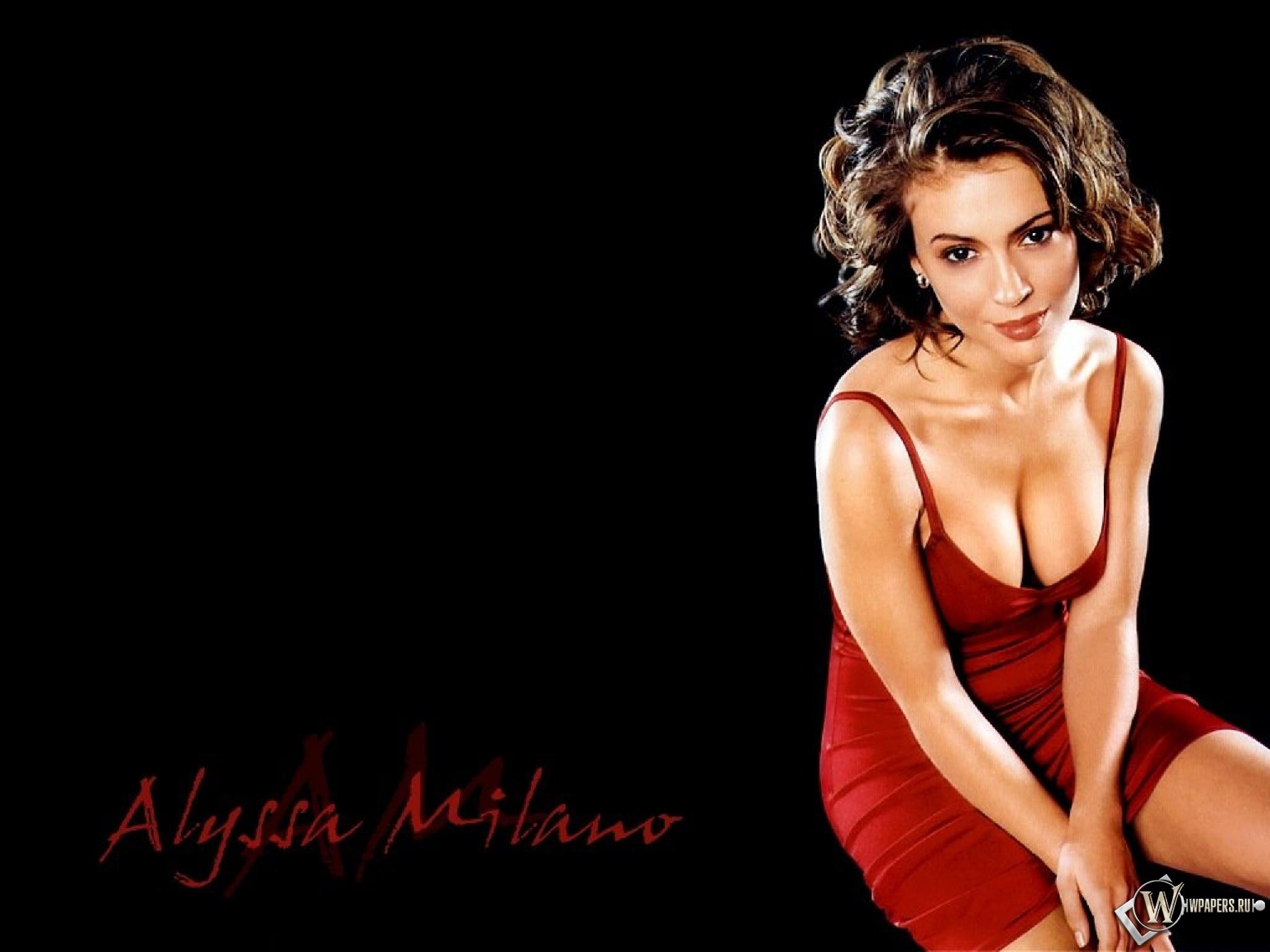 Alyssa Milano 2048x1536