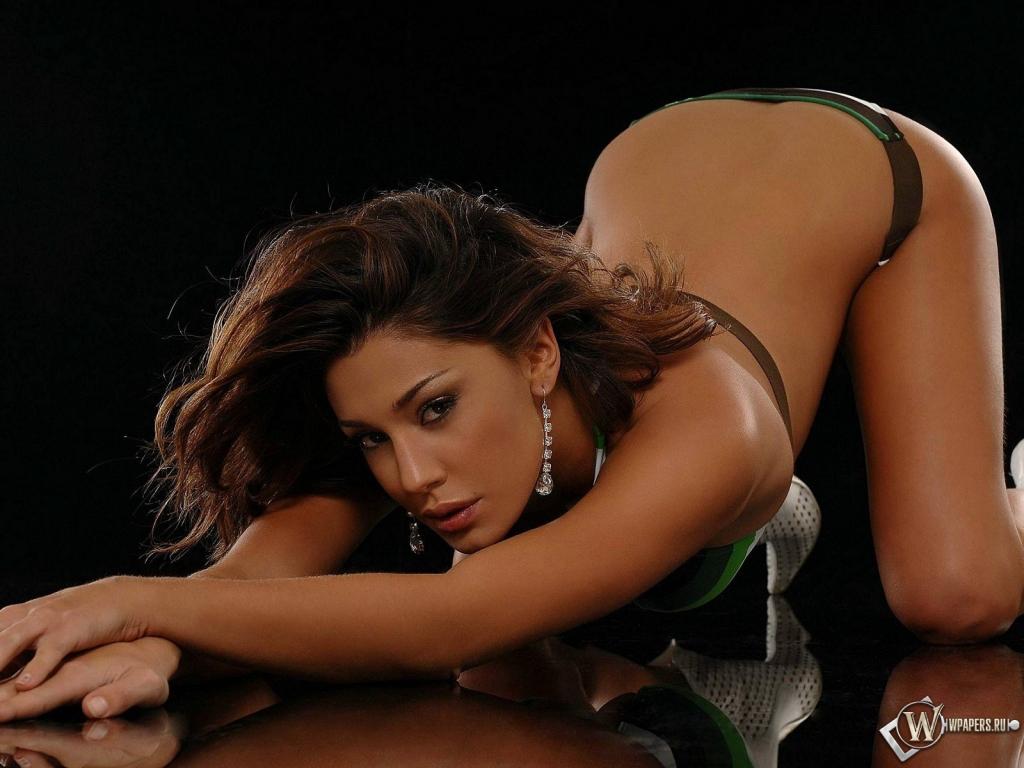 Белен Родригез (Belen Rodriguez) 1024x768