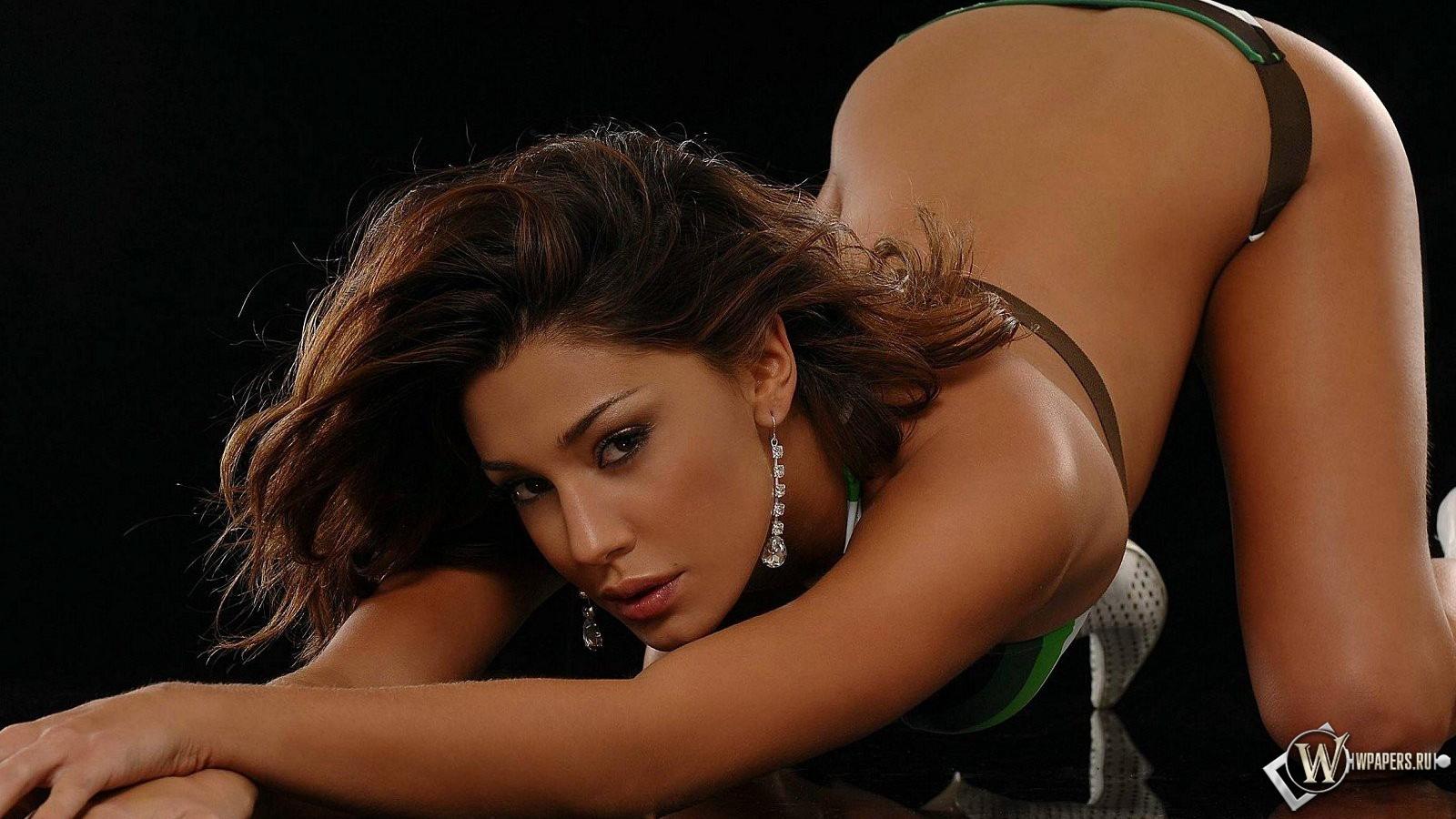 Белен Родригез (Belen Rodriguez) 1600x900