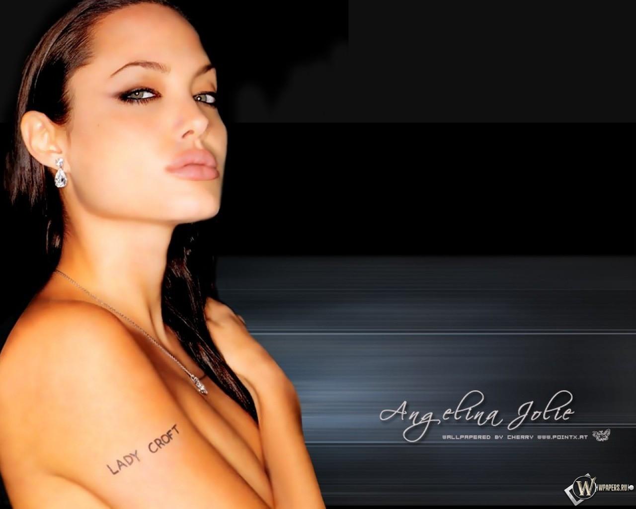 Angelina Jolie 1280x1024