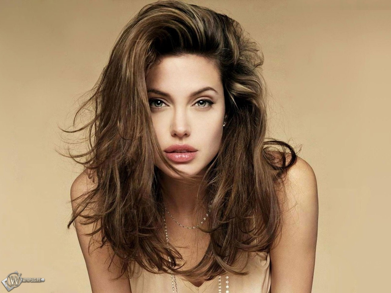 Молодая Angelina Jolie 1280x960