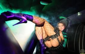 Кристина Ухринова в клубе