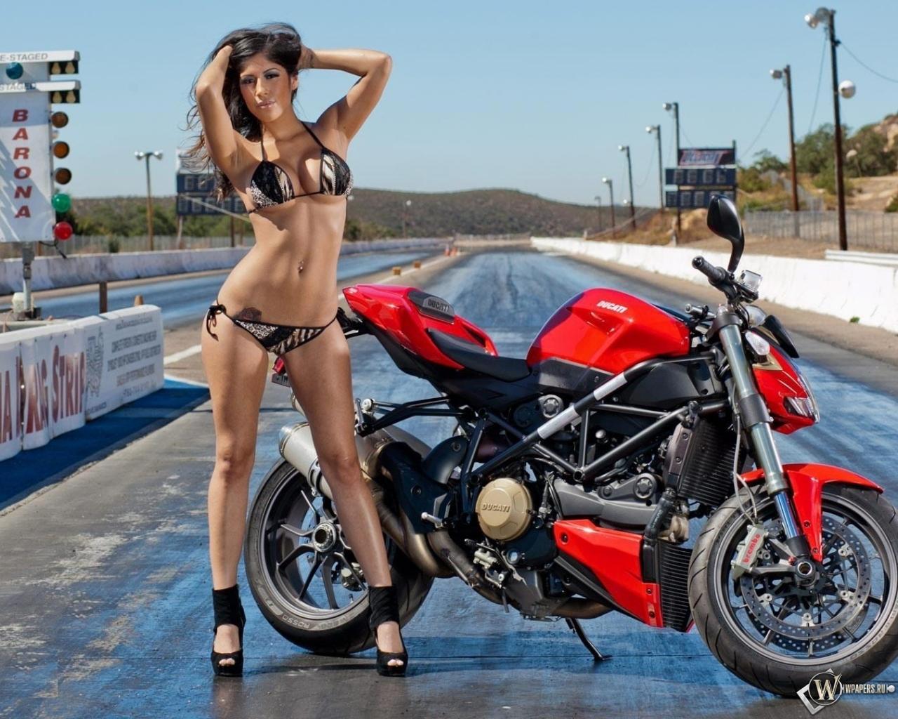 Ducati Streetfighter 1280x1024