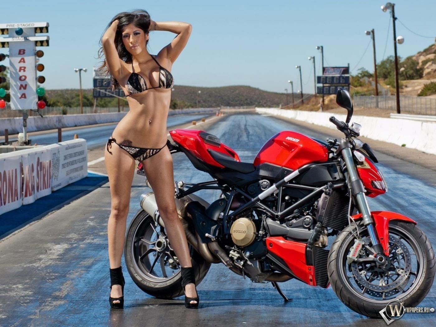 Ducati Streetfighter 1400x1050