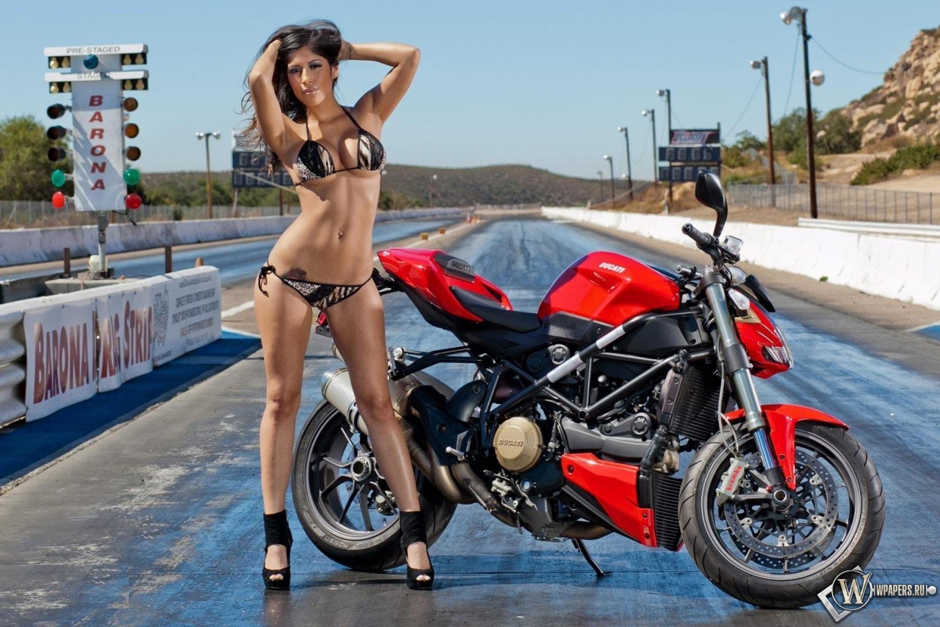 Ducati Streetfighter 1920x1280