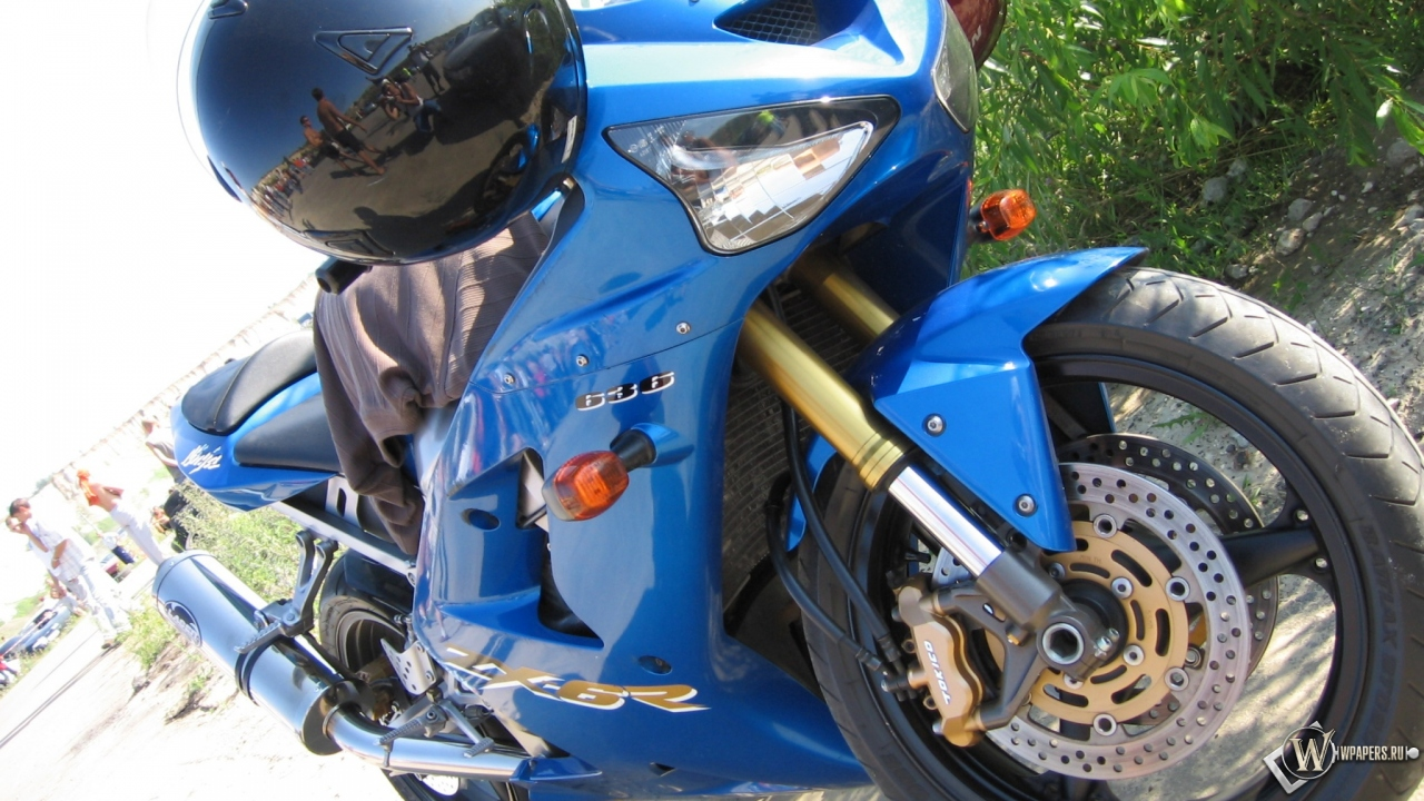 Kawasaki Ninja 1280x720