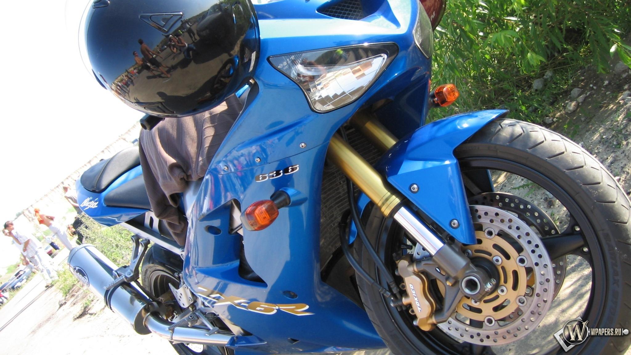 Kawasaki Ninja 2048x1152
