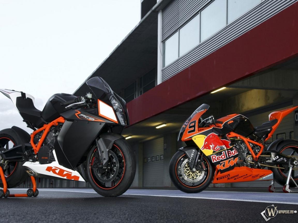 KTM RC8 R Red Bull 2012 1152x864