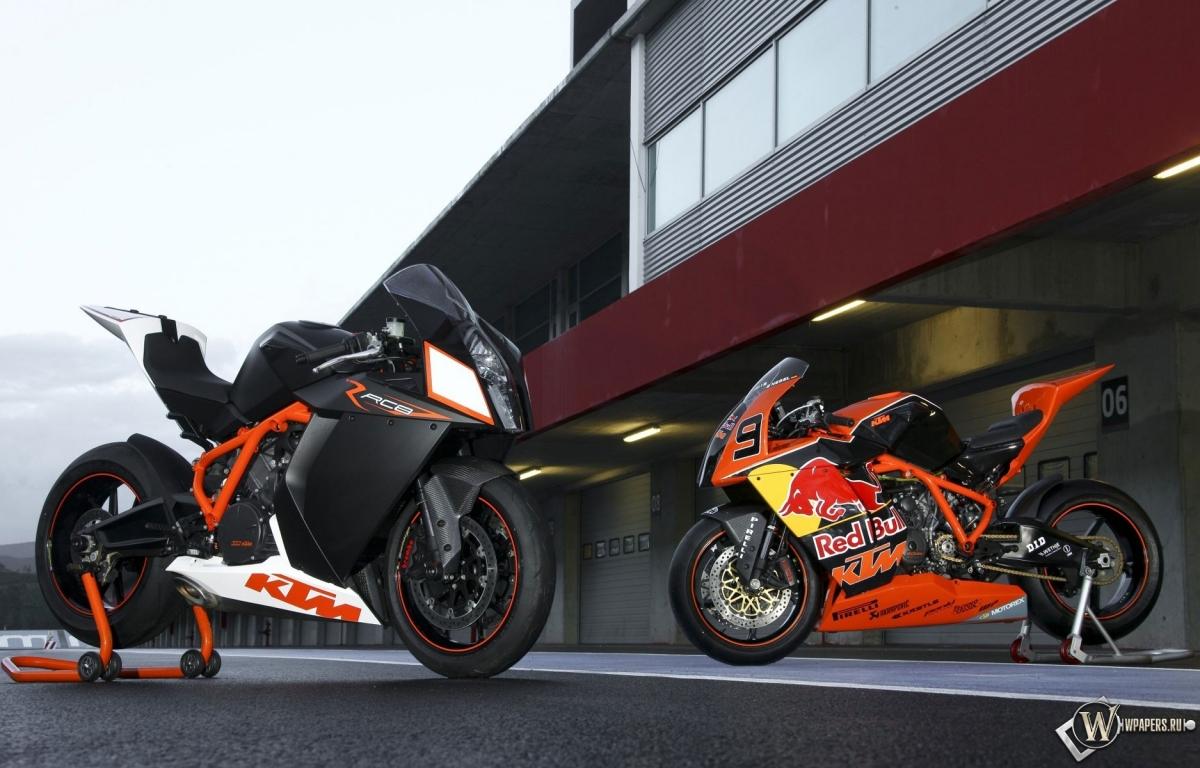 KTM RC8 R Red Bull 2012 1200x768