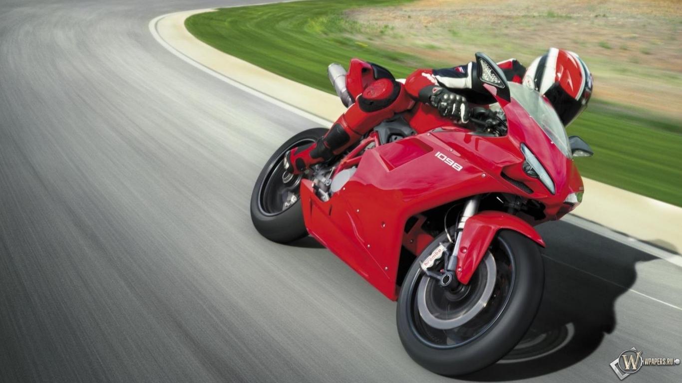Ducati 1098 1366x768