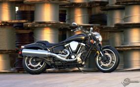 Обои VX 1700 Warrior: , Мотоциклы