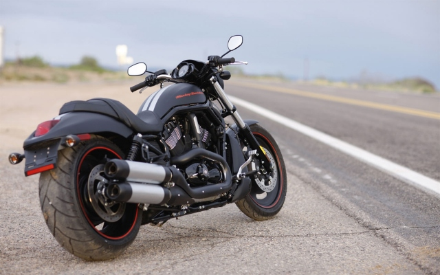 Harley-Davidson Night-Rod Special