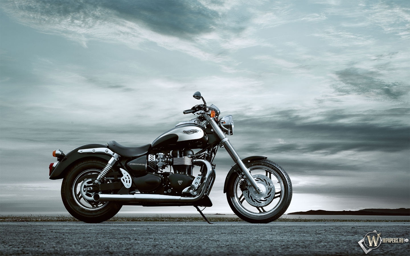 Triumph Speed-Master 1440x900