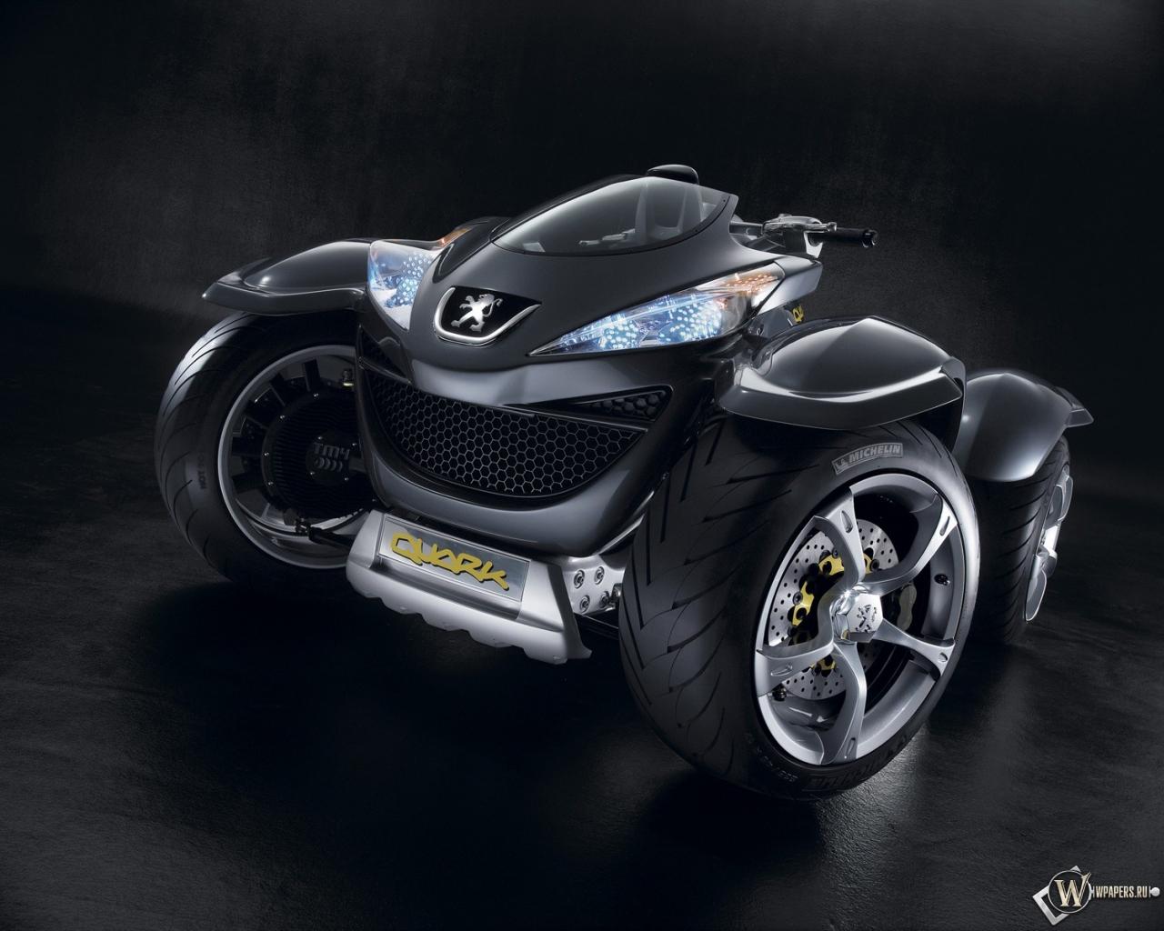 Peugeot Quark 1280x1024
