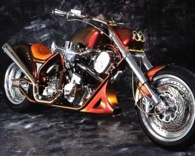 Обои Harley Davidson: Мотоцикл, Harley-Davidson, Мотоциклы