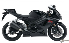 Черный Suzuki