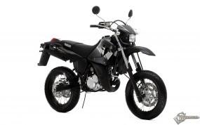 Обои Yamaha DT 125 X: Мотоцикл, Yamaha, Yamaha