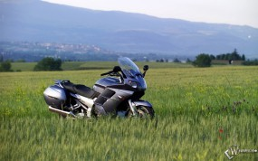 Обои Ямаха в поле: , Yamaha