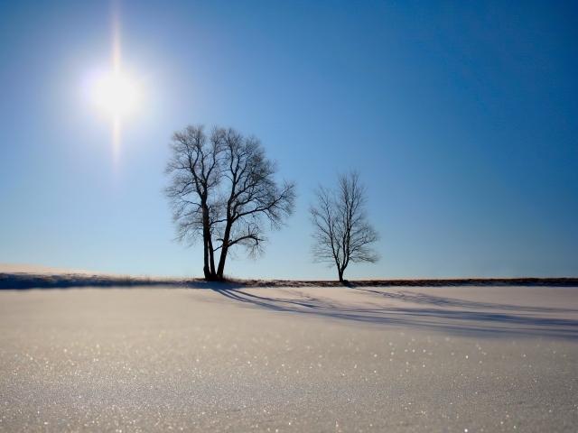 Солнце и песок