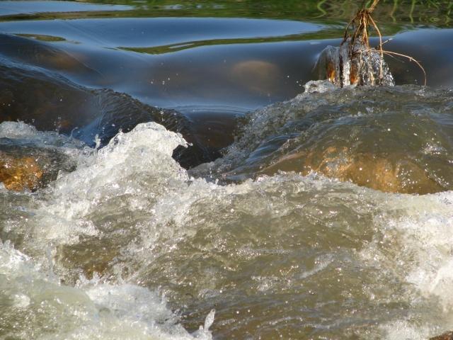 Бурлящий поток
