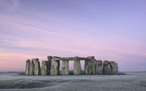 Обои Стоунхедж: Англия, Стоунхендж, Stonehenge, Природа