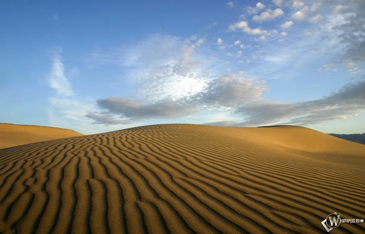 Пустыня 1200x768