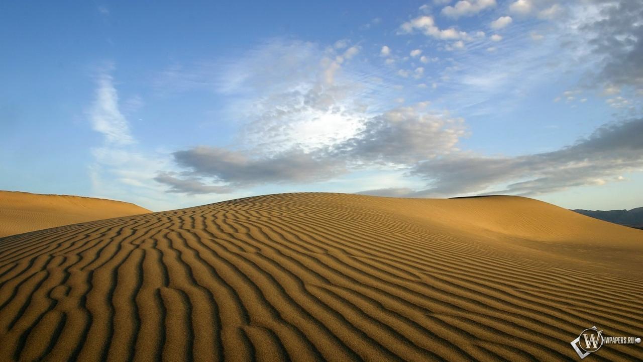 Пустыня 1280x720